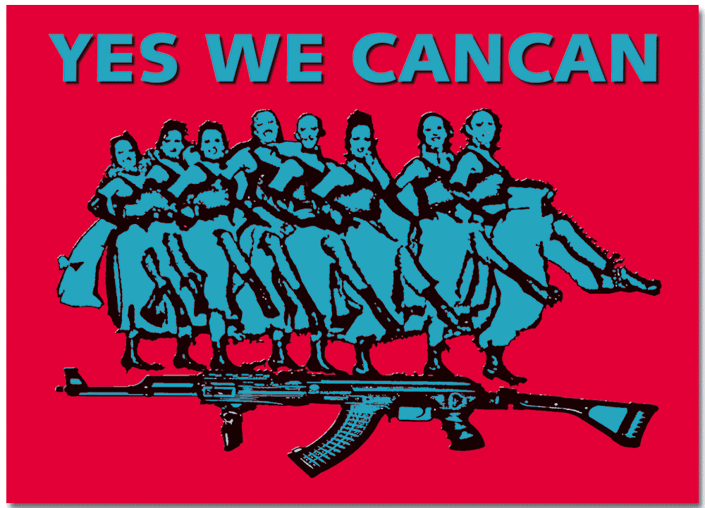 Yes we can can
